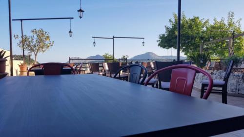 Sky-Line Cafe Bar Restaurant - Our view