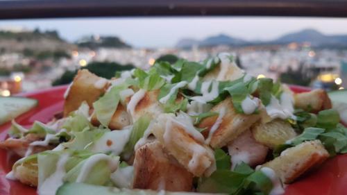Sky-Line Cafe Bar Restaurant - Caesar Salad